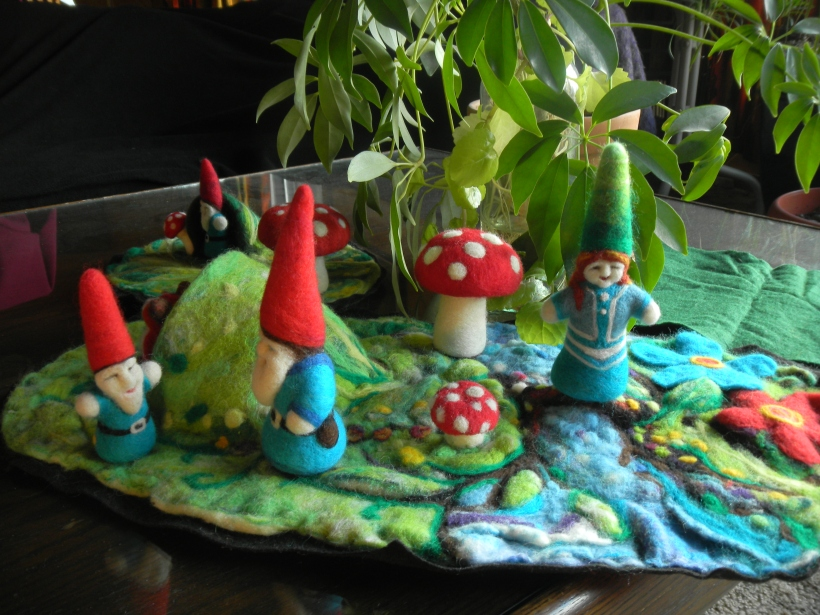 gnomes and playscapes