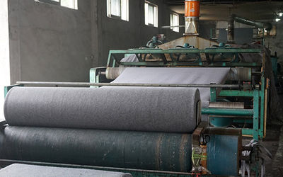 industrial needle felting