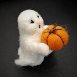front page ghost w pumpkin