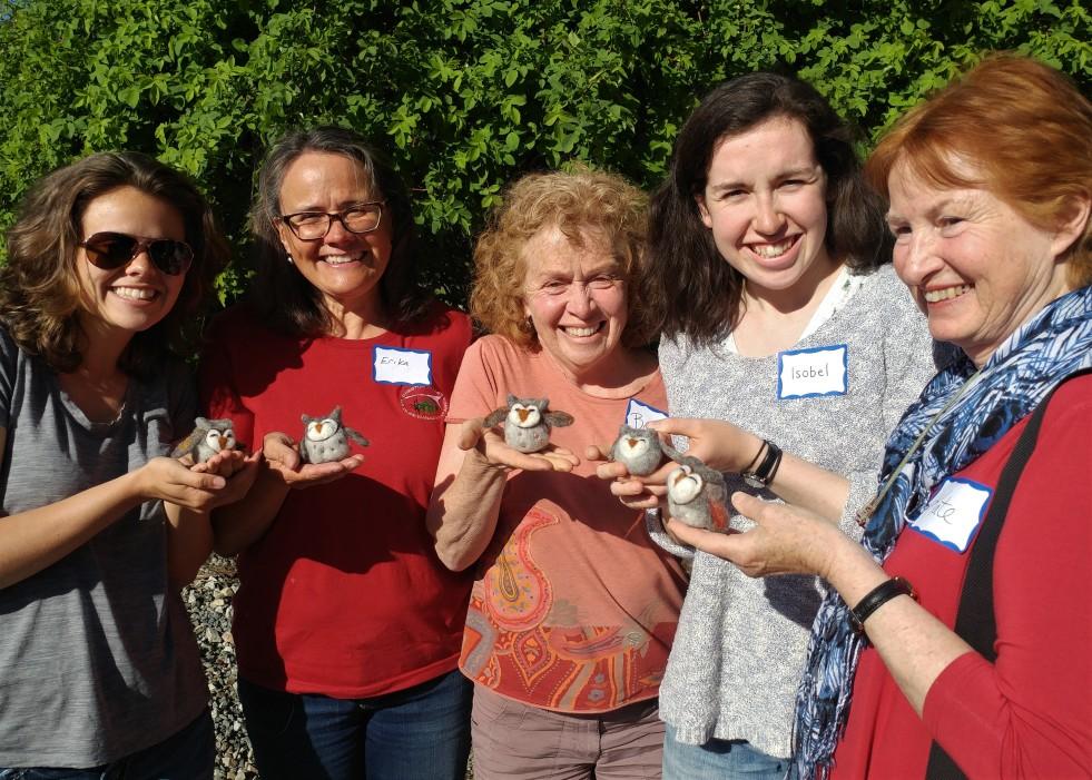 Creston Bird Festival Owl Workshop 2018