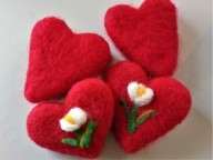 folk art heart cover photo
